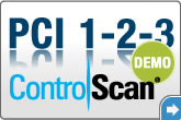 Click here for a free PCI scan from ControlScan